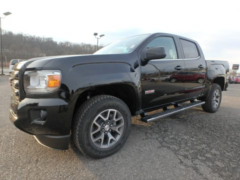 GMC Canyon All Terrain Crew Cab 4x4