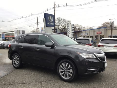 Acura MDX SH-AWD Technology