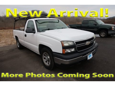 Chevrolet Silverado 1500 LS Regular Cab
