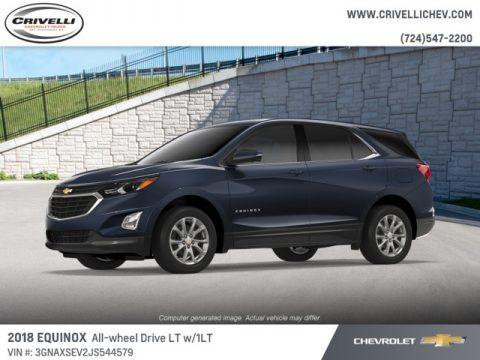 Chevrolet Equinox LT AWD