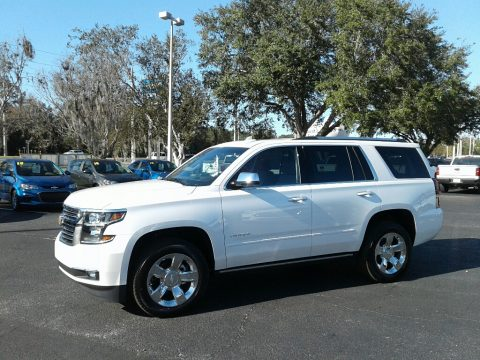Iridescent Pearl Tricoat Chevrolet Tahoe Premier 4WD.  Click to enlarge.
