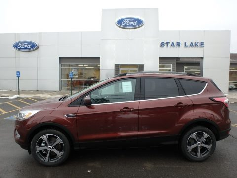 Cinnamon Glaze Ford Escape SEL 4WD.  Click to enlarge.