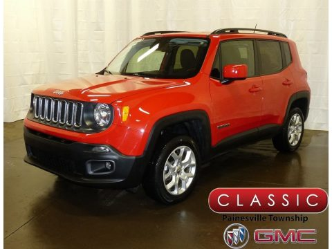 Colorado Red Jeep Renegade Latitude 4x4.  Click to enlarge.