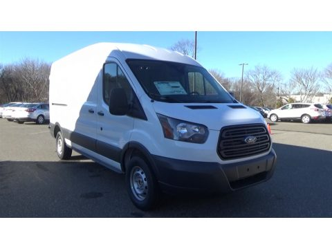 Ford Transit Van 250 MR Long