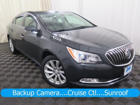 Buick LaCrosse Leather
