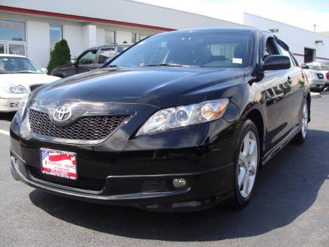 Used 2007 Toyota Camry Se For Sale Stock 1034a