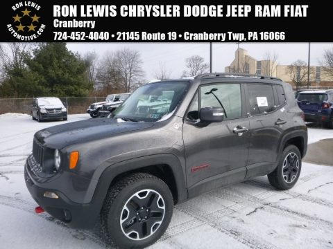 Granite Crystal Metallic Jeep Renegade Trailhawk 4x4.  Click to enlarge.