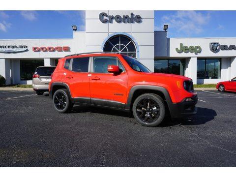 Colorado Red Jeep Renegade Latitude.  Click to enlarge.