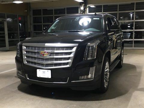 Cadillac Escalade 4WD