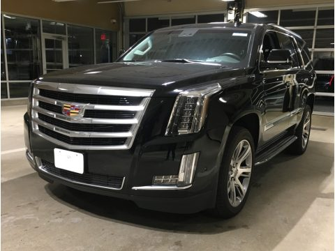 Black Raven Cadillac Escalade Luxury 4WD.  Click to enlarge.