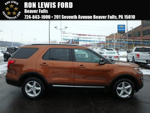 Canyon Ridge Ford Explorer XLT 4WD.  Click to enlarge.