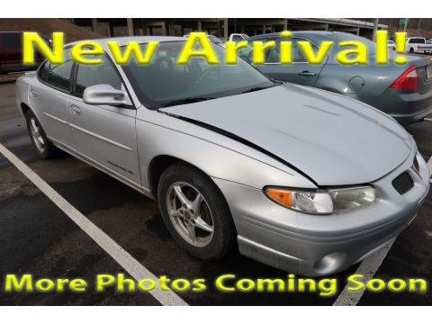 Galaxy Silver Metallic Pontiac Grand Prix SE Sedan.  Click to enlarge.