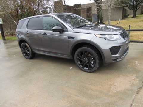 Corris Grey Metallic Land Rover Discovery Sport HSE.  Click to enlarge.