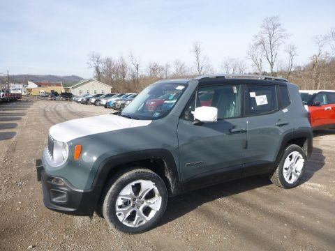 Anvil Jeep Renegade Limited 4x4.  Click to enlarge.