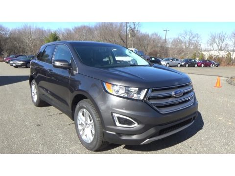 Magnetic Ford Edge SEL.  Click to enlarge.