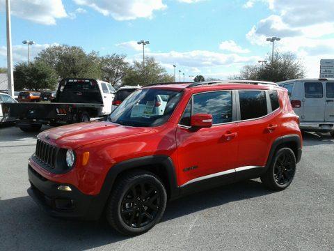 Jeep Renegade Altitude