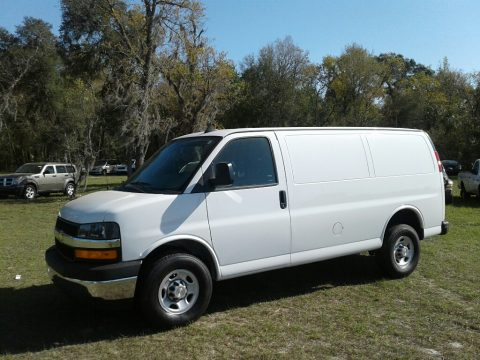 Chevrolet Express 2500 Cargo WT