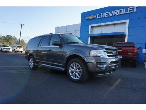 Magnetic Ford Expedition EL Limited.  Click to enlarge.