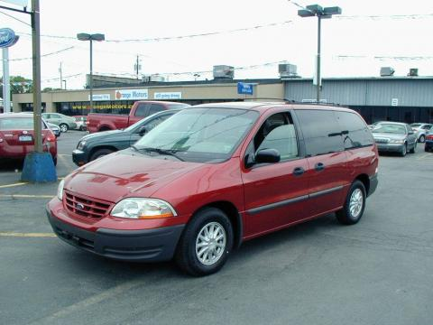 Used 1999 ford windstar lx for sale stock 000507it for Orange motors albany new york