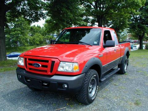 used 2006 ford ranger fx4 level ii supercab 4x4 for sale stock 000360it. Black Bedroom Furniture Sets. Home Design Ideas