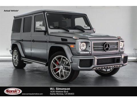 designo Manufaktur Allanite Grey Magno (Matte) Mercedes-Benz G 65 AMG.  Click to enlarge.