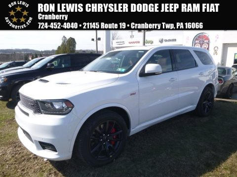 White Knuckle Dodge Durango SRT AWD.  Click to enlarge.