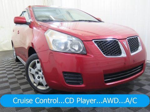 Pontiac Vibe 2.4 AWD