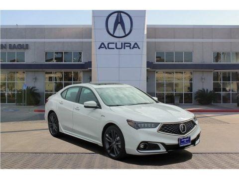 Acura TLX V6 A-Spec Sedan