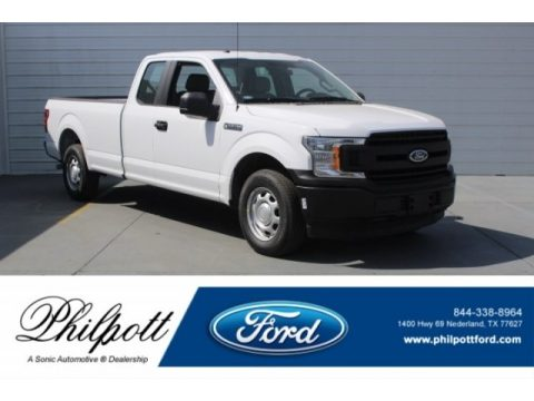 Ford F150 XL SuperCab