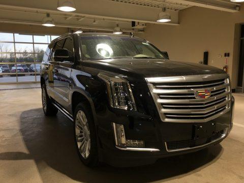 Cadillac Escalade Platinum 4WD