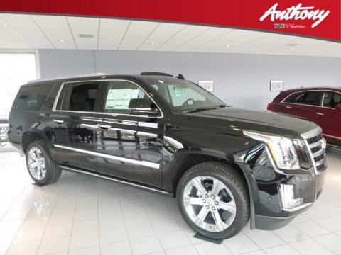 Cadillac Escalade ESV Premium Luxury 4WD