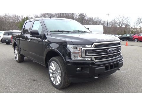 Ford F150 Limited SuperCrew 4x4
