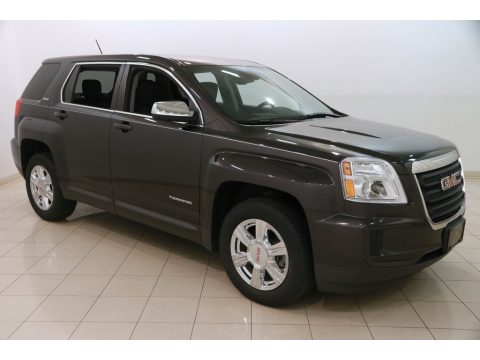 Iridium Metallic GMC Terrain SLE.  Click to enlarge.