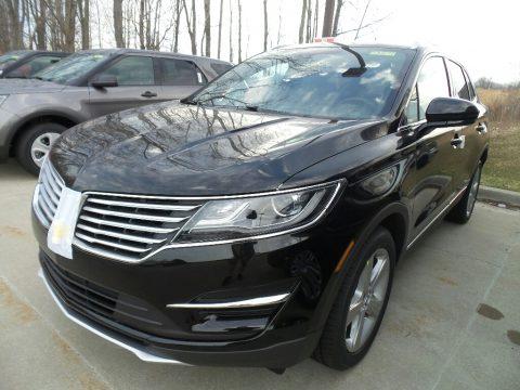 Black Velvet Lincoln MKC Premier.  Click to enlarge.
