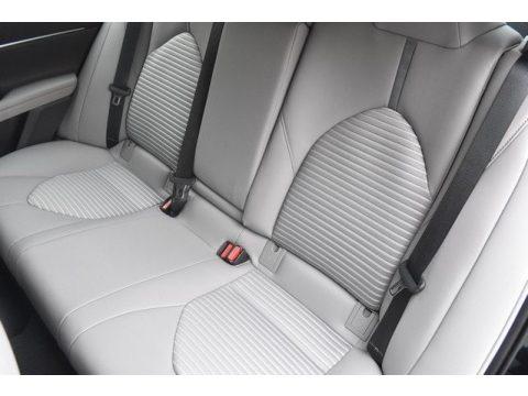 Midnight Black Metallic Toyota Camry SE.  Click to enlarge.