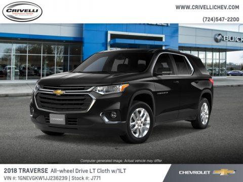 Chevrolet Traverse LT AWD