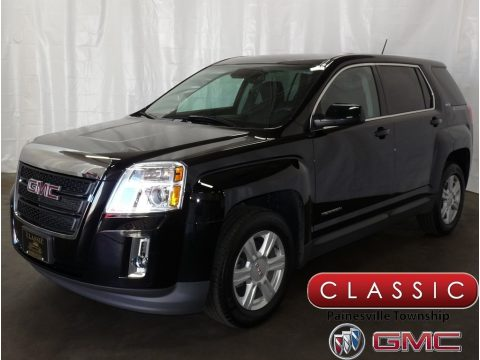 Onyx Black GMC Terrain SLE.  Click to enlarge.