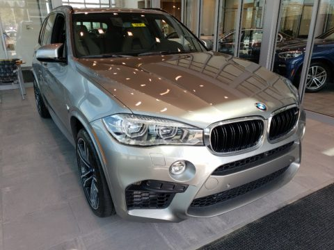 Donington Grey Metallic BMW X5 M .  Click to enlarge.
