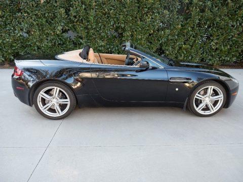 Aston Martin Used Car Ad >> Used 2009 Aston Martin V8 Vantage Roadster For Sale Stock 222062
