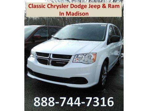 White Knuckle Dodge Grand Caravan SE.  Click to enlarge.