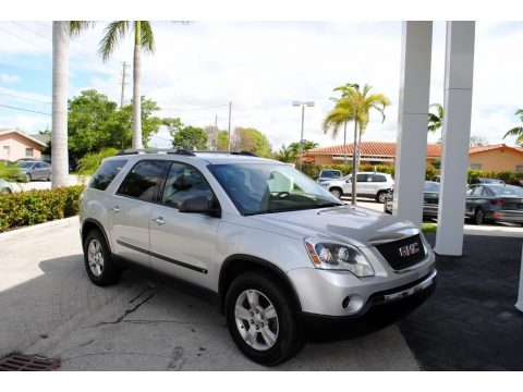 Quicksilver Metallic GMC Acadia SL.  Click to enlarge.