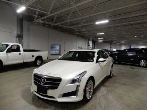 Cadillac CTS Luxury Sedan AWD