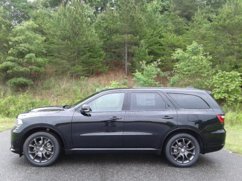 DB Black Crystal Dodge Durango R/T AWD.  Click to enlarge.