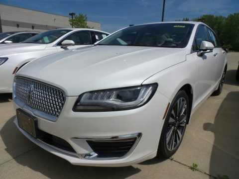 Lincoln MKZ Reserve AWD