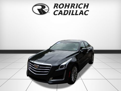 Cadillac CTS 2.0T Luxury AWD Sedan