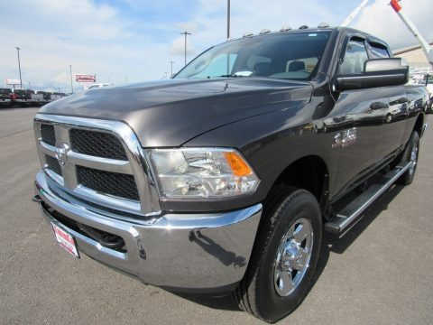 Bright Silver Metallic Ram 2500 Tradesman Crew Cab 4x4.  Click to enlarge.