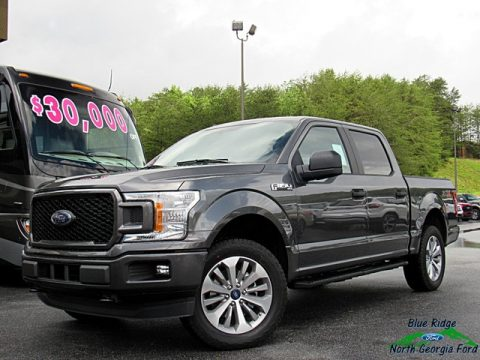 Ford F150 STX SuperCrew 4x4