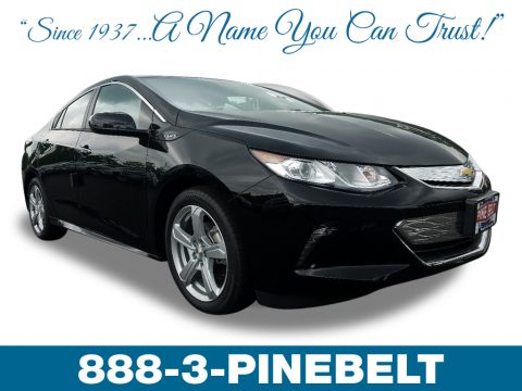 Mosaic Black Metallic Chevrolet Volt LT.  Click to enlarge.
