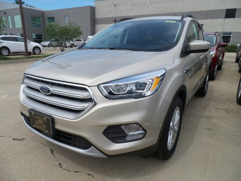 White Gold Ford Escape SEL 4WD.  Click to enlarge.