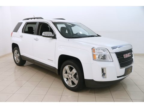 Summit White GMC Terrain SLE.  Click to enlarge.